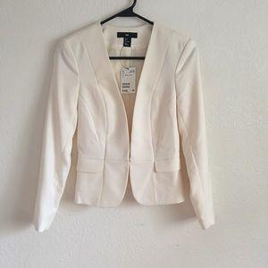 H&M Cream Off White Blazer